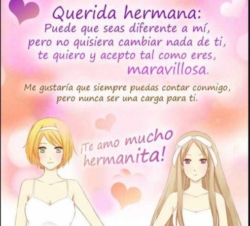 Las Mas Bellas Frases De Feliz Cumpleaños De Una Hermana